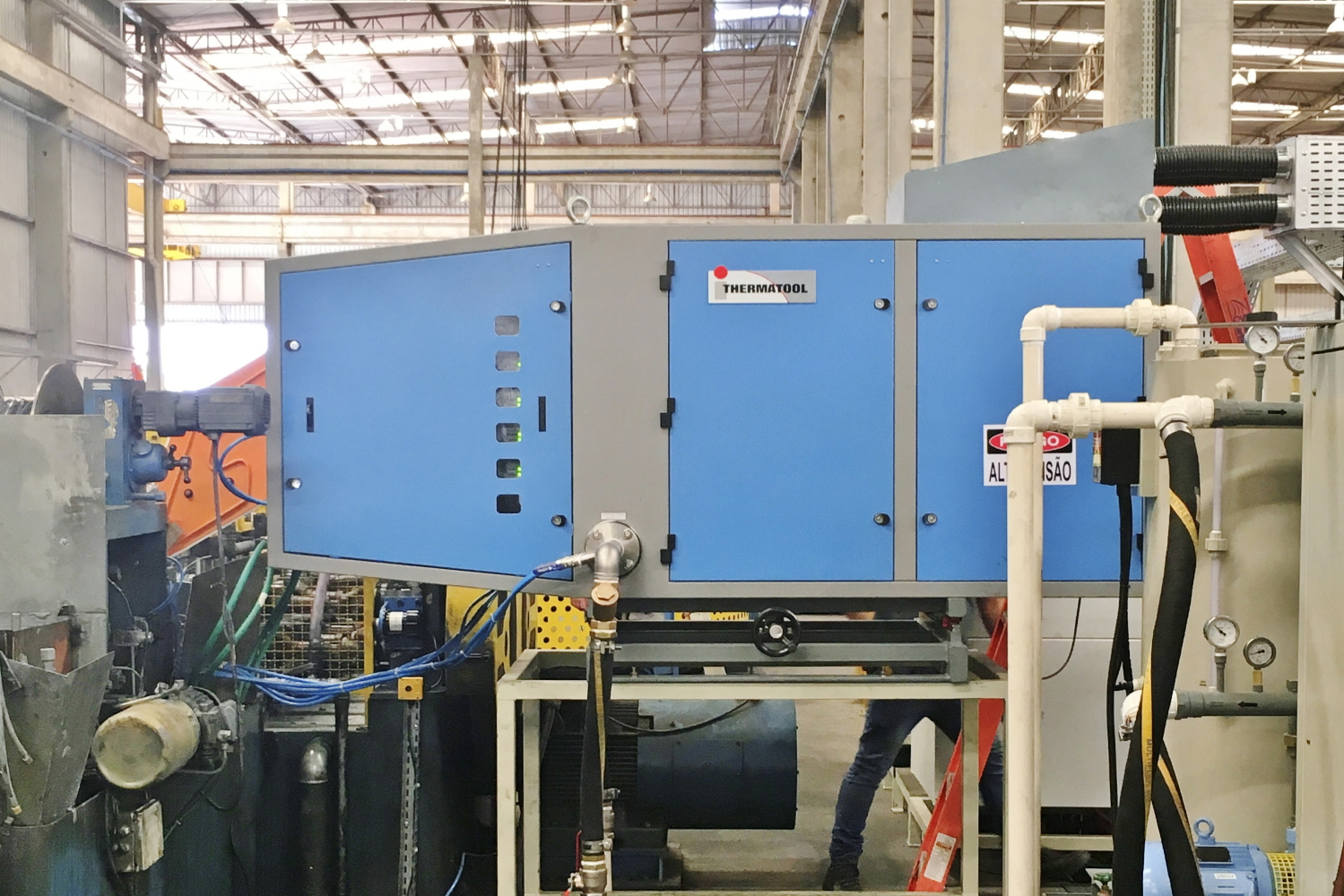 Thermatool Compact High Frequency Welder